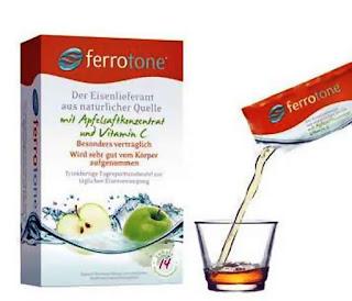 Pareri forum FERROTONE pareri plicuri cu Fier si Vitamina C
