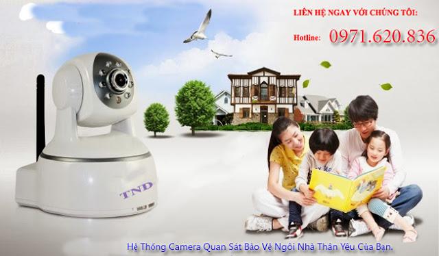 Lắp Đặt Camera Quan Sát Huyện Cam Lâm