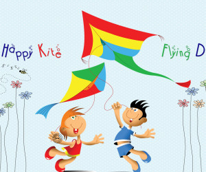 Happy Makar sankranti Wallpaper 2016