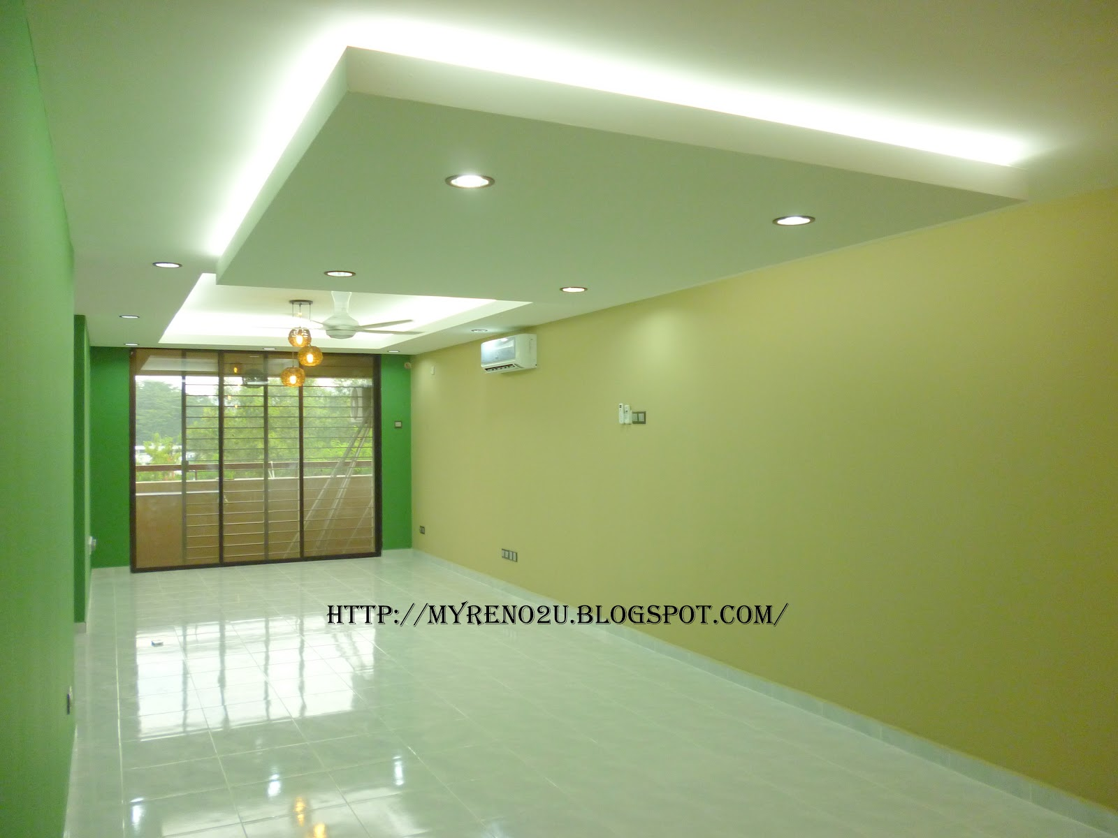 Renovate Rumah Wangsa Maju on Electrical Wiring Diagram