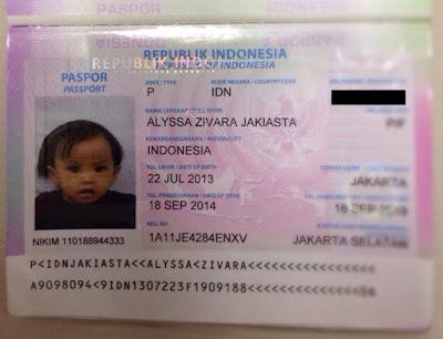 Syarat Ingin Membuat Paspor Anak