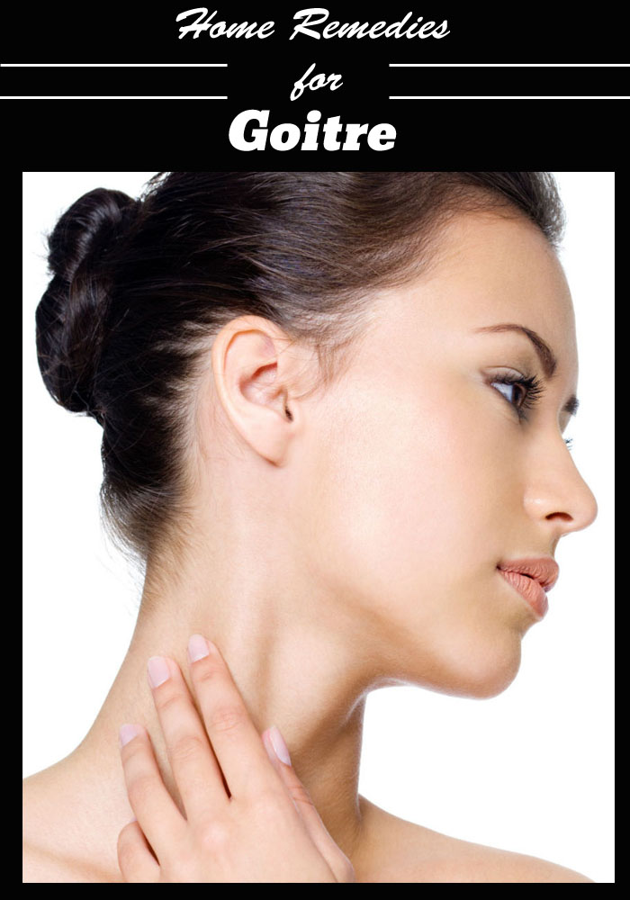 Home Remedies for Goitre