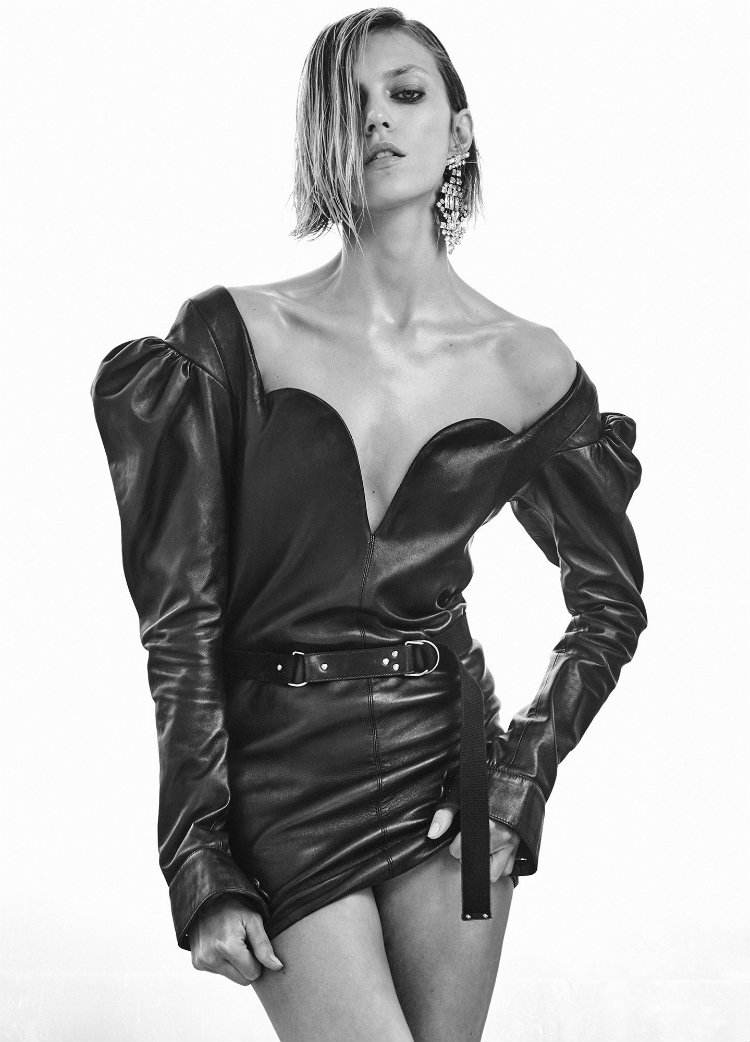 Vogue-Ukraine-February-2017-Anja-Rubik-by-Chris-Colls - REBEL FASHION STYLE