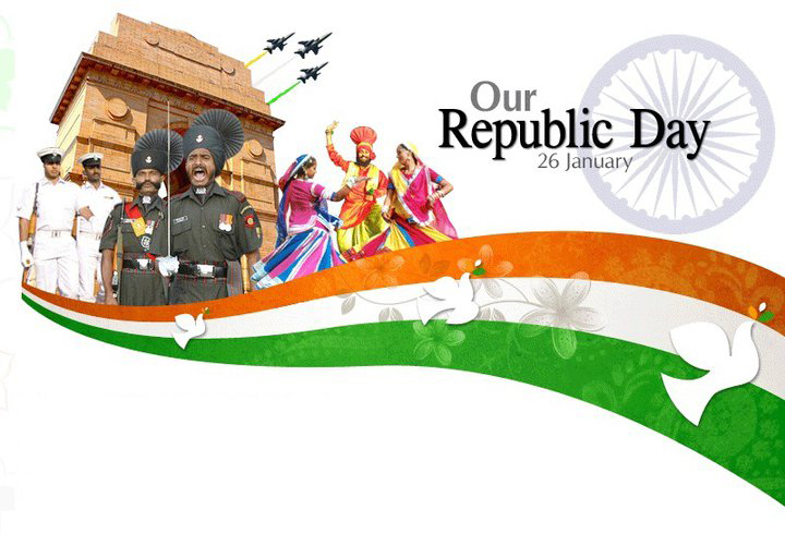 wallpapers name: Republic Day Of India And Indian Flag ...
