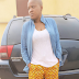 Nollywood actress Toyin Aimakhu goes bald for new movie role ...photo
