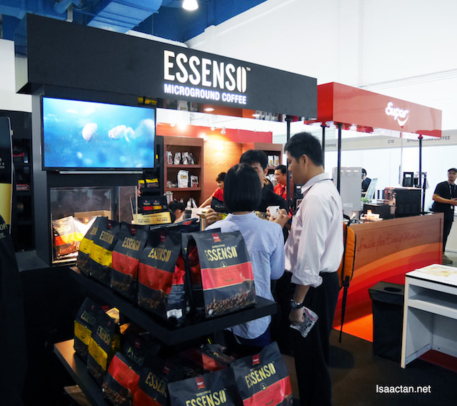 Essenso Microground Coffee (Booth C33)