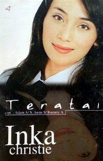Inka Christie - Teratai ( Karaoke )