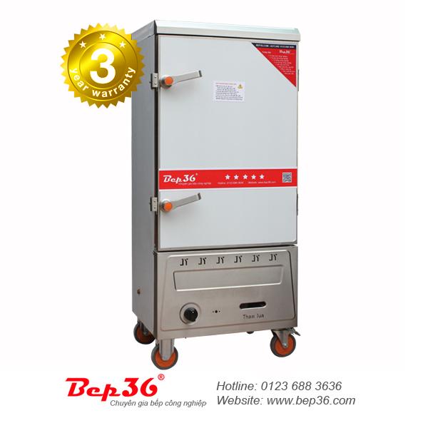 Tủ hấp cươm 304 do BEP36 sản xuất