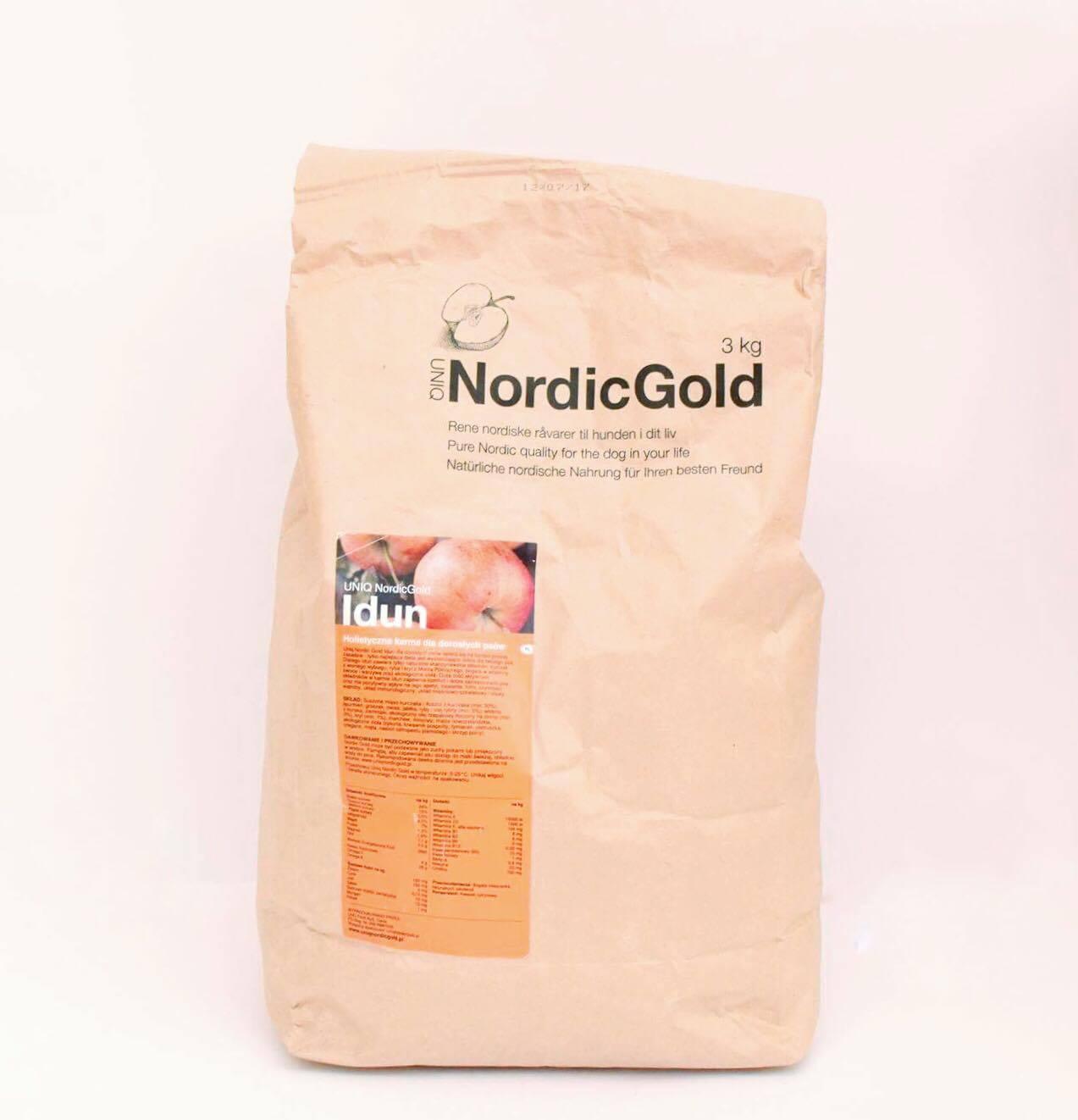 Karma Uniq Nordic Gold