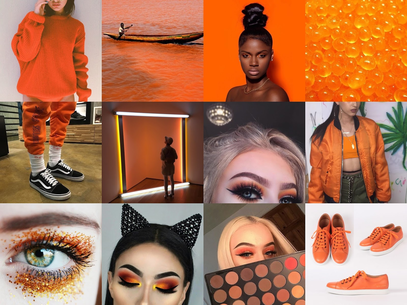 Tumblr Inspirations || Orange