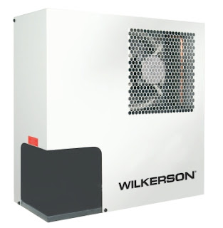 refrigerated dryer for compressed air low dewpoint