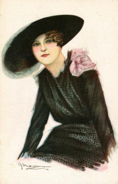 """Cartoline """"Vintage"""" Antiche_cartoline_d%2527autore_18_lady-cyranicus"""