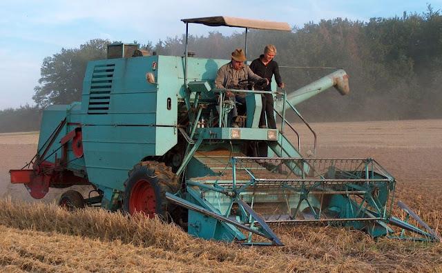 تحميل كتاب تقنية الاَلات الزراعية اَلات الحصاد PDF