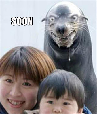 Seal Asian Family