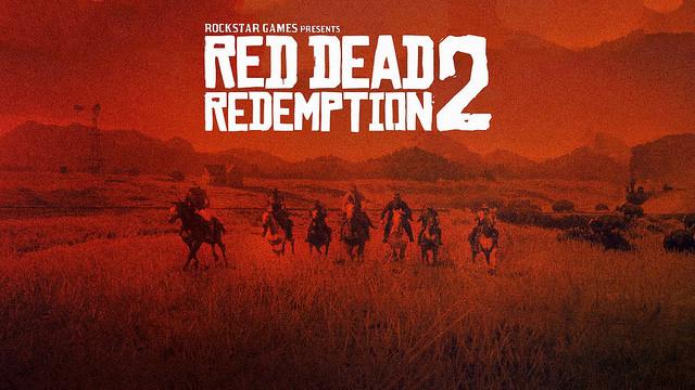 RDR2 game