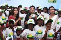 Shriya Saran and Meenakshi Dixit Pos at Quaker Feed A Child Campaign  0043.jpg