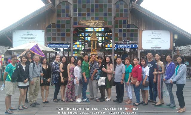 Báo giá tour du lịch Thái Lan 5 ngày 4 đêm - 0911463389 - Thanh Tâm