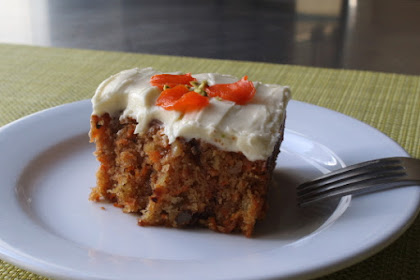 Carrot Cake – So Good, I Make It Every 10 Years
