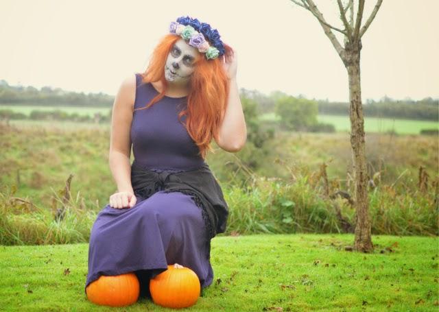 Sugar-skull-halloween-costume