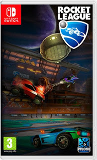 Rocket League Switch XCI NSP