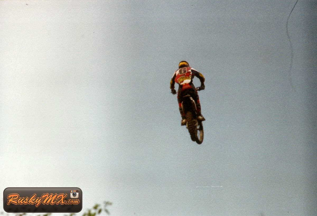 Larry Ward - Red Bud 1996