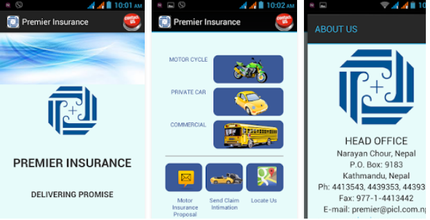 Download Premier Insurance Nepal App