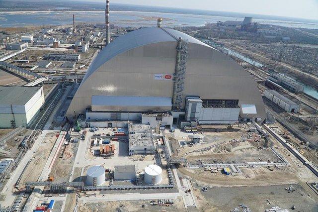 Чернобыльскую АЭС открыли для туристов