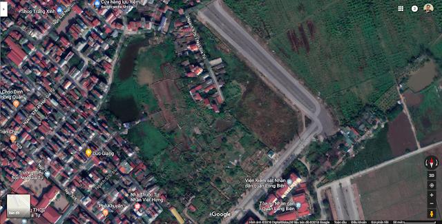 Khu Tân Lập Phường Giang Biên