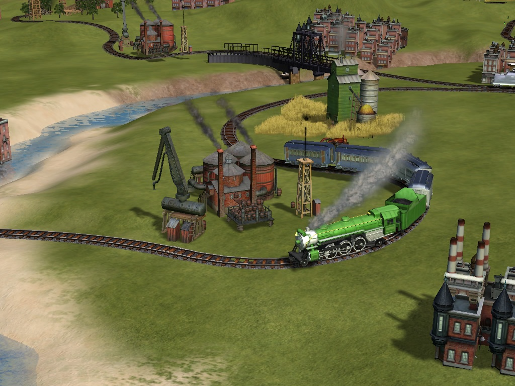 Railroad tycoon 3 + crack | game station torrent.