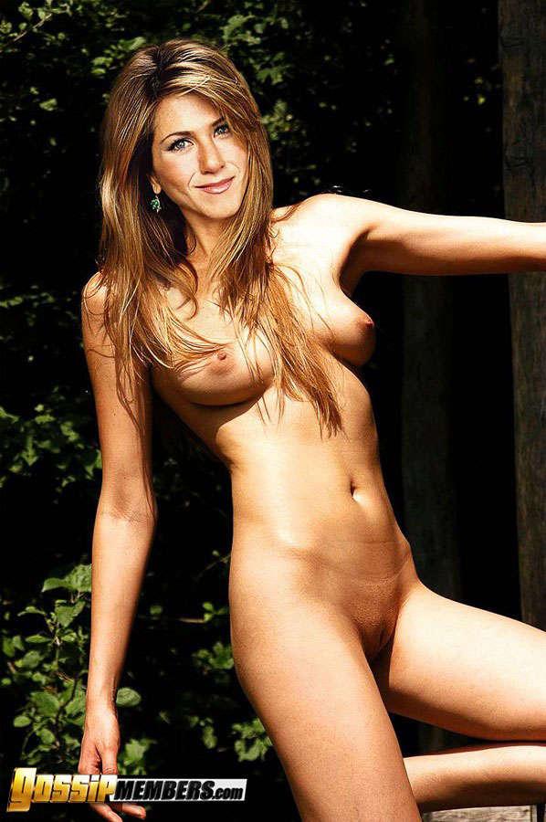 Jennifer aniston nackt real