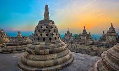 The Amazing Borobudur Buddhist Temple in Indonesia