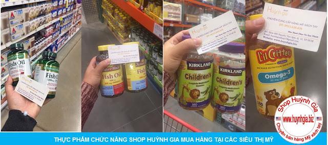 Thực phẩm chức năng của Mỹ www.huynhgia.biz
