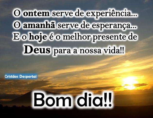 Bom Dia Princesa Do Senhor: Bom Dia Maranhão Deus é Fiel