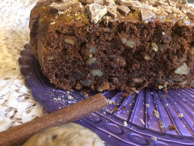 Karlsbadzki tort cynamonowy