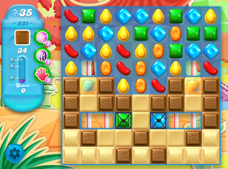 Candy Crush Soda Saga 831