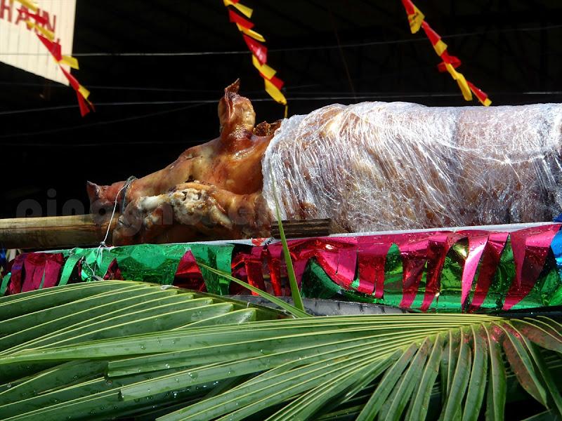 Parada ng Lechon Balayan Batangas