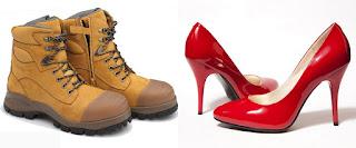 cách chọn giày dép khi lái xe