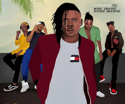 Mp3 Download Stonebwoy Kpo K3K3 ft Medikal DarkoVibes Kelvyn Boy and Kwesi Arthur