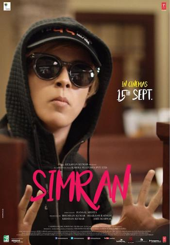 Simran 2017 Hindi pDVDRip 350MB