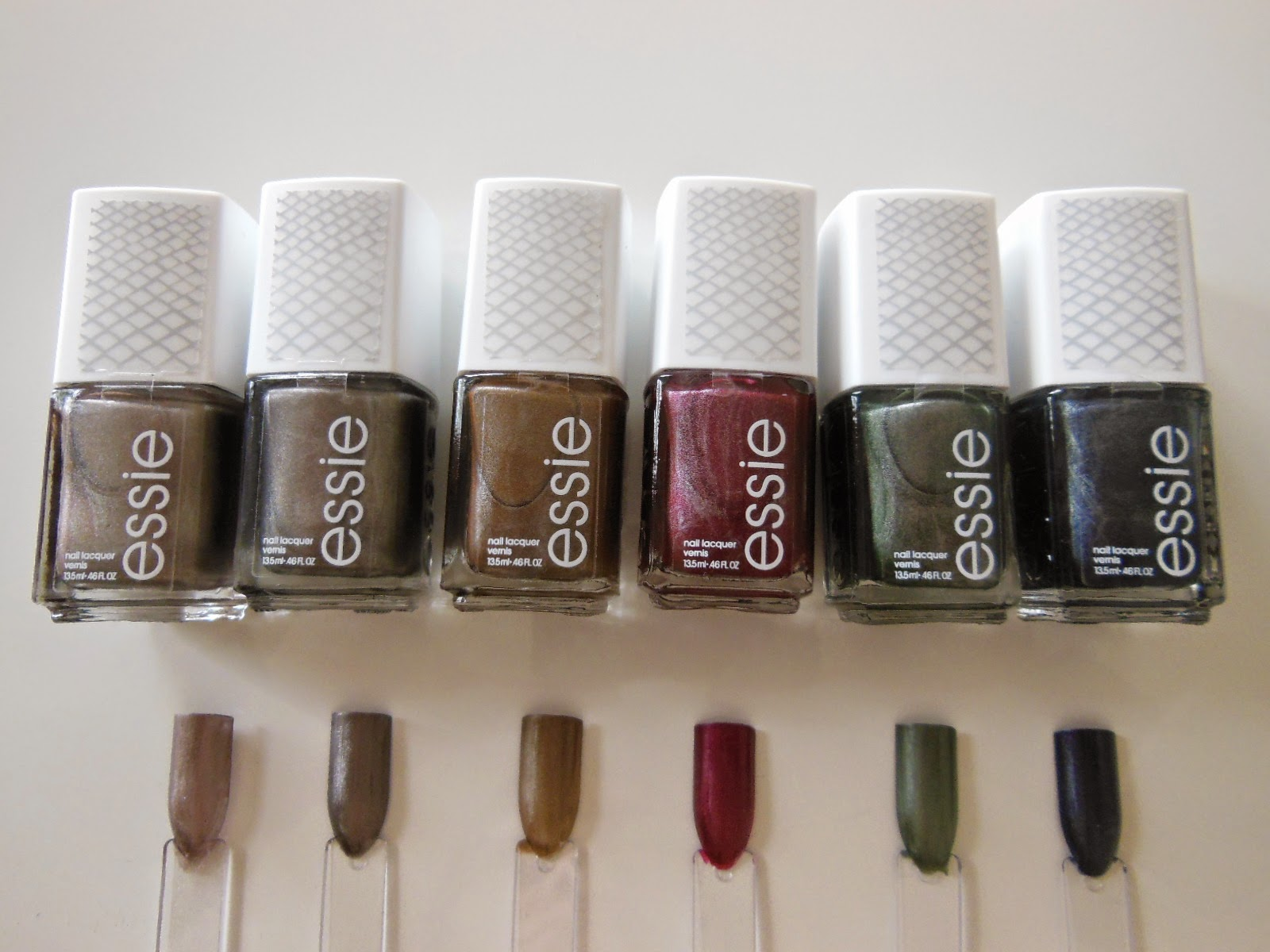 PRODUCT REVIEW: ESSIE SNAKESKIN COLLECTION | The Beauty & Lifestyle ...