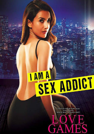 Poster of Love Games Full Hindi Movie Download