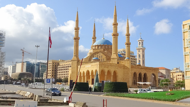 Beirut is totally ready for tourists as it safe