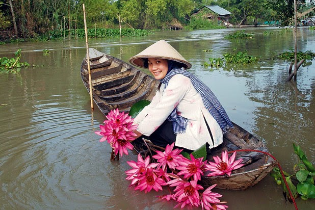 Welcome to Mekong River Delta 17