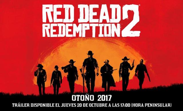 ¡Confirmado el desarrollo de Red Dead Redemption 2!