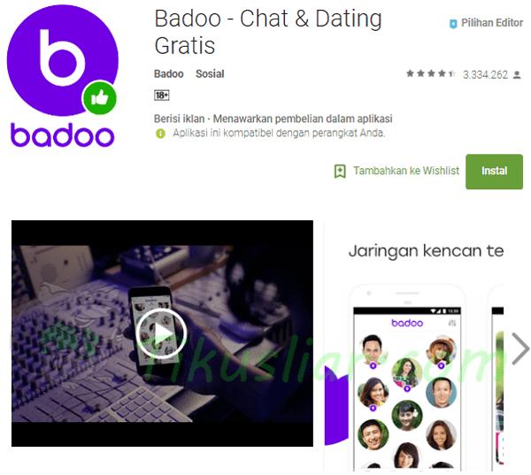 software Chatting Android Untuk Mencari Teman, Pasangan, dan Jodoh