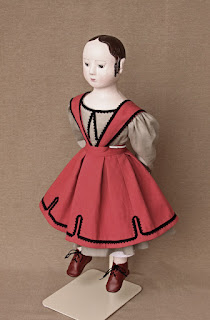 Изанна Уокер, сhildren of Civil War era, Izannah Walker, Izannah Walker doll, IzannahRu, Reproduction doll, Svetlana Lukina, Светлана Лукина