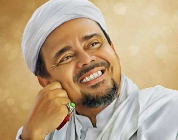 Habib Rizieq Shihab Ternyata Masih Kerabat Dekat Pitung