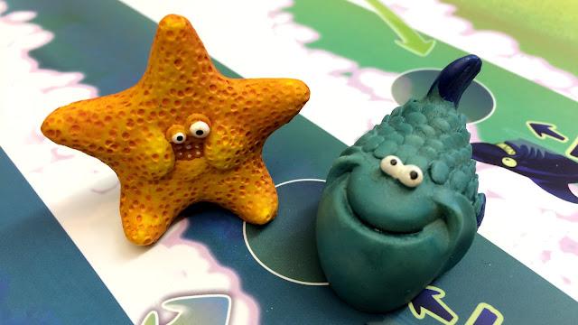 Poseidon's Kingdom board game friends