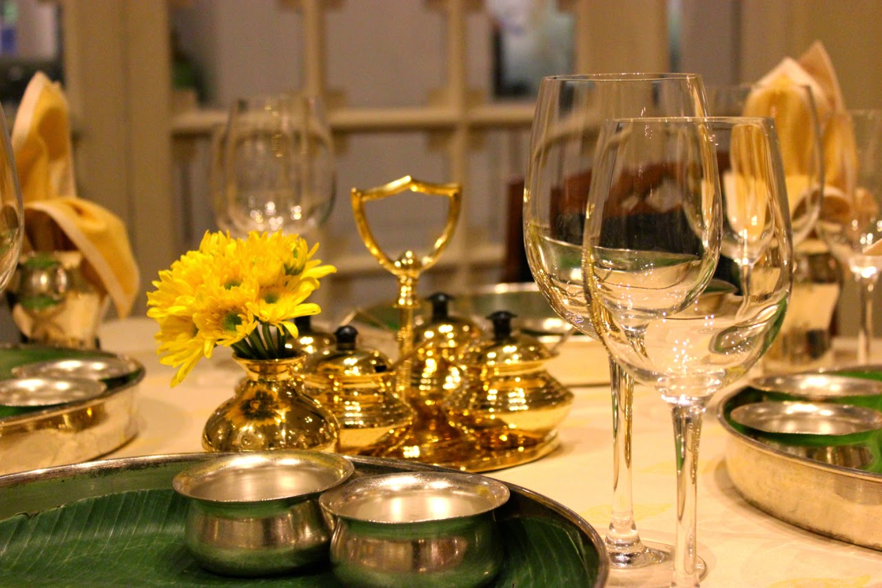 Restaurants Near Itc Windsor Bangalore