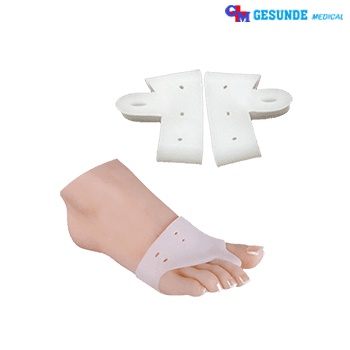 Terapi Alas Jari Kaki Full | Foot Care Corrective Silikon